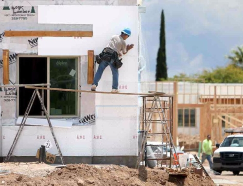 Homes replace former school site on Tucson's east side