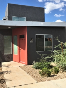 New Homes Central Tucson Park Modern Urban exterior