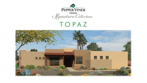 Tierra Linda New Homes Northwest Tucson Topaz