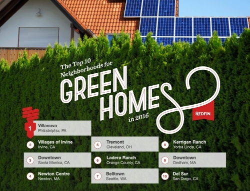 Green Houses Sell for More