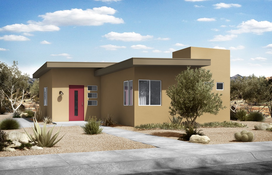 New Homes West Tucson Silverbell Commons Pepper Viner