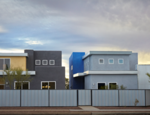 Pepper Viner Continues Tucson Infill With Their Modern Smart Homes